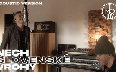 Akordy ku akustickej verzii piesne Nech Slovenské vrchy